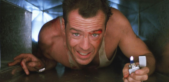 Die Hard, John McTiernan, Bruce Willis, best Christmas movies