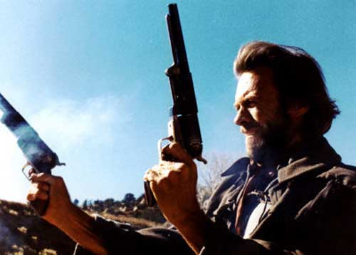 outlaw josey wales, best top 10 clint eastwood, director,