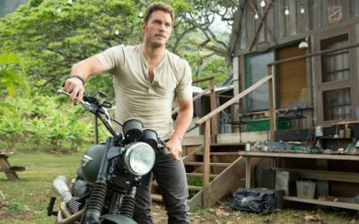 Jurassic World, Chris Pratt,