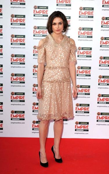 keira knightley, empire jameson awards 2011,
