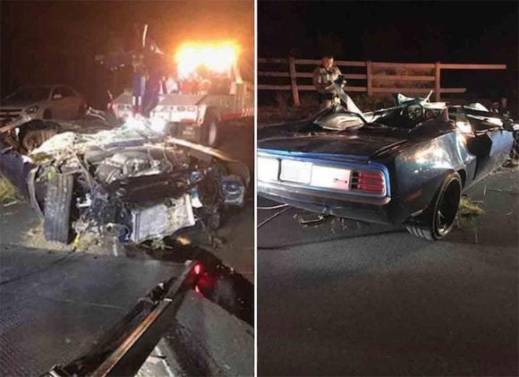 Kevin Hart & Friends Hurt In Horrific California Car