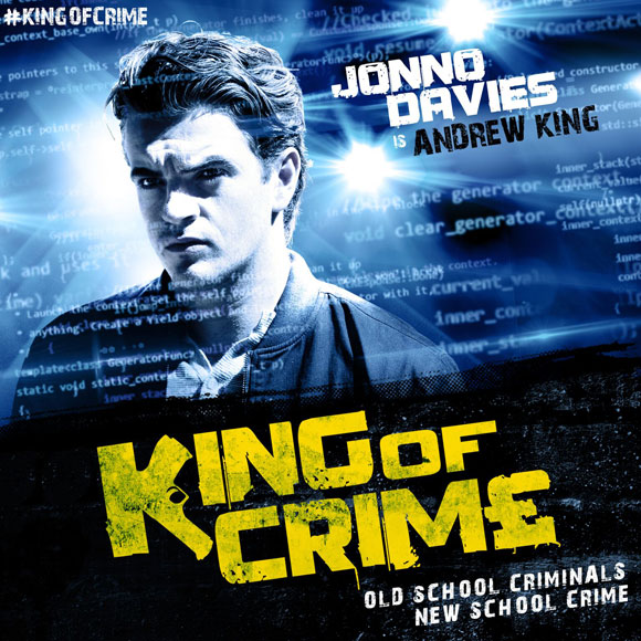King of Crime - Matt Gambell