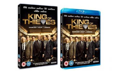 King of Thieves - UK DVD