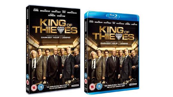 King of Thieves - UK DVD