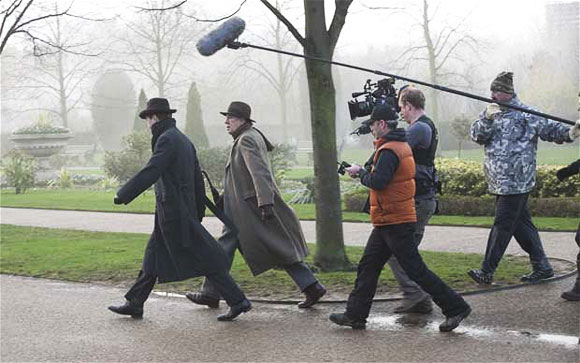 The King's Speech, Film, Tom Hooper, British Film, Colin Firth