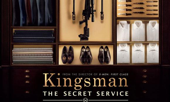 Kingsman Secret Service film poster