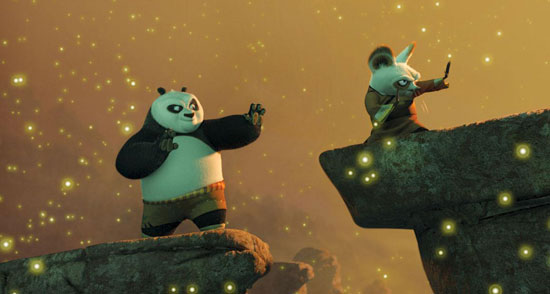 kung fu panda, film, top 10 cgi animation films,