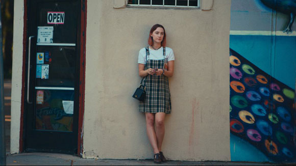 Lady Bird - Saoirse Ronan