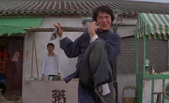 Best kung fu films of the 1990s - Legend of the Drunken Master
