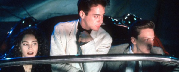 Less Than Zero, Top 10 Films, Andrew McCarthy, Robert Downey Jr.,