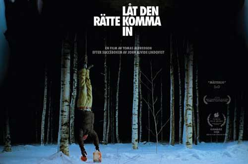 let the right one in best film 2009