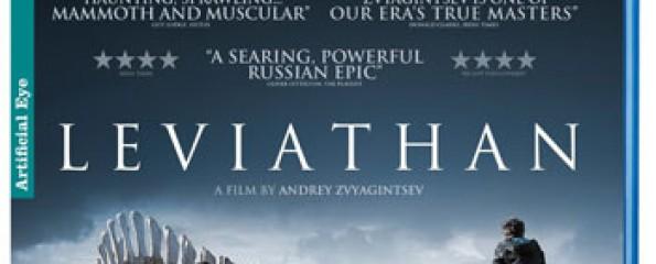 Leviathan, Blu-ray,