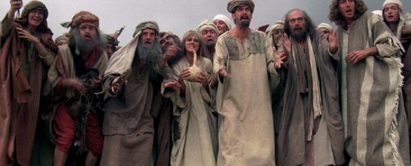 Monty Python's Life of Brian, Film, Terry Gilliam