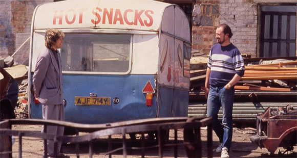 """Life Is Sweet"" Says Mike Leigh With A Guarded Sense Of Irony"
