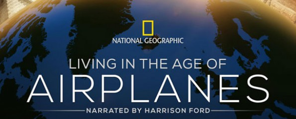Harrison Ford Takes To The Skies In The National Geographic's New Film