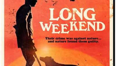 Long Weekend - Second Sight Blu-ray