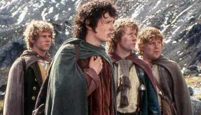 Lord of the Rings, Fellowship of the Ring, Top 10 Films, Andrew Lesnie,