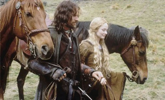 Lord of the Rings, Horses, Top 10 Films,
