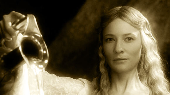 galadriel, lord of the rings top 10 characters,