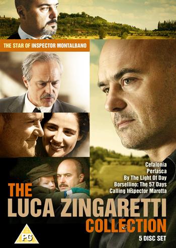 Luca Zingaretti Collection