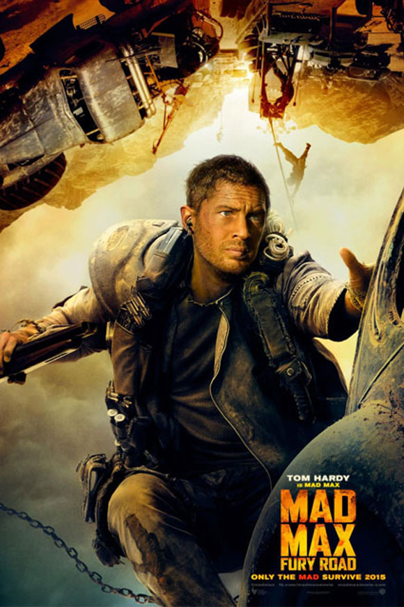 Mad Max Fury Road film poster
