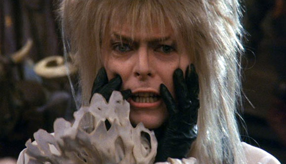 David Bowie, Labyrinth - Top 10 Films