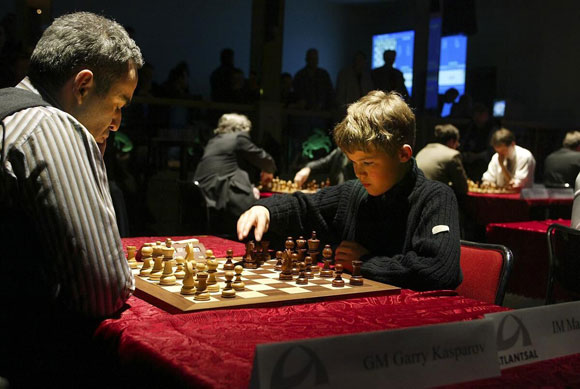 """Extraordinary"" Doc ""Magnus"" About Chess Prodigy Magnus Carlsen To Hit UK Cinemas November 25"