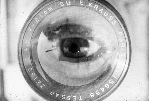 """Man With A Movie Camera"" Transcends Propaganda"