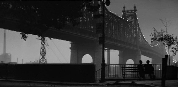 manhattan, woody allen, iconic image, new york city,