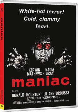 Maniac - Hammer Films