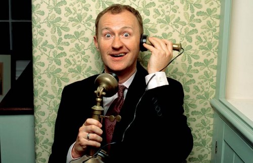 Mark Gatiss (Actor/Writer)