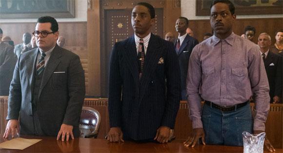 Marshall - Chadwick Boseman
