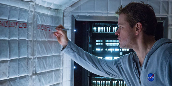 """""""The Martian"""": Hollywood's Latest Search For Matt Damon Might Be Its Best Yet - Top 10 Films"""