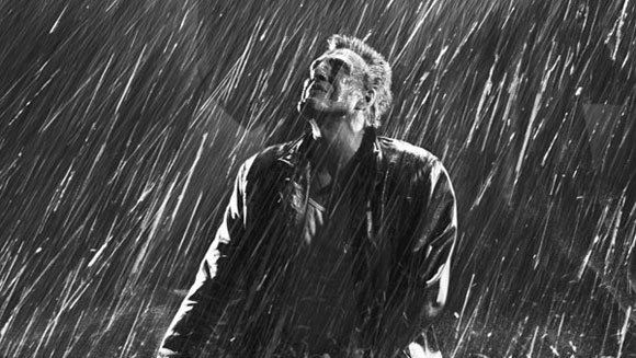 Marv, Sin City, Mickey Rourke,