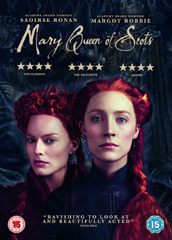 Mary Queen of Scots UK DVD
