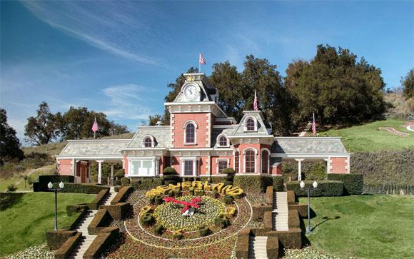Michael Jackson - Neverland Ranch