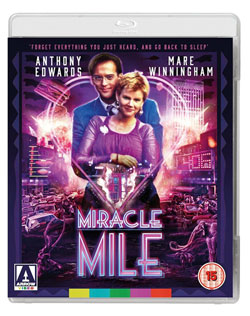 """The Bad Taste Of """"Miracle Mile"""" Is Oddly Satisfying"""