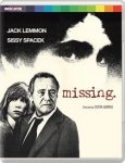 Missing - Costa-Gavras, Jack Lemmon, Sissy Spacek