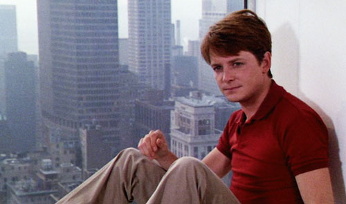michael j fox secret of my success comedy top10films