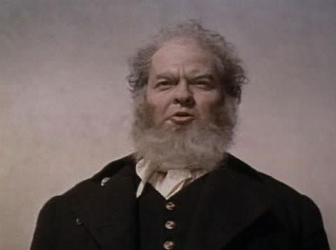 moby-dick-1956_john-huston_orson-welles, Top 10 Films Priests