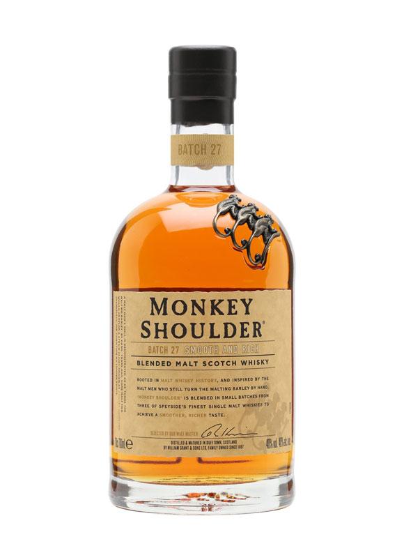 Monkey Shoulder Whisky - Lazy Old Fashioned
