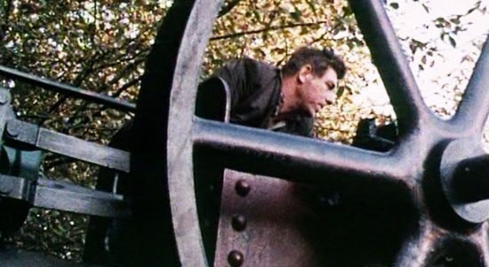 the moon and the sledgehammer, film, philip trevelyan,