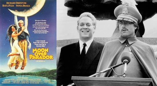 moon over parador, richard dreyfuss, top 10 films,