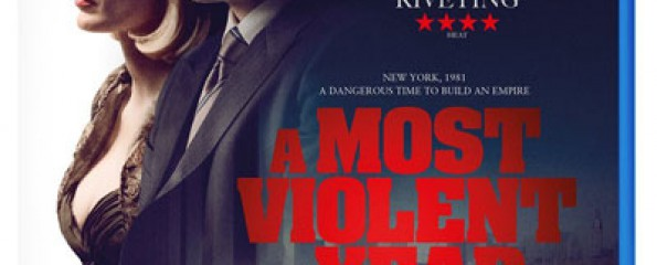 A Most Violent Year UK Blu-ray