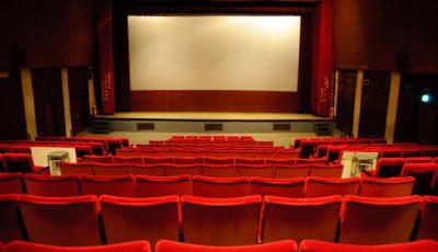 Stock / Generic - cinema seats