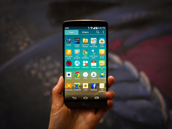 Top 10 Films, Mobile Technology, Movies On The Go, lg g3
