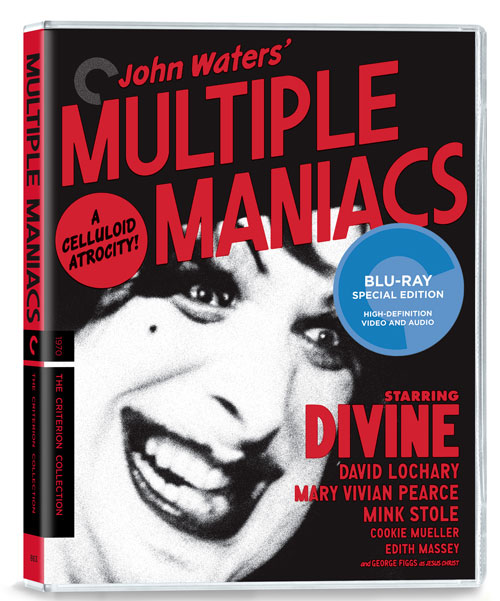 """7 Reasons You Have To See John Waters' """"Multiple Maniacs"""""""