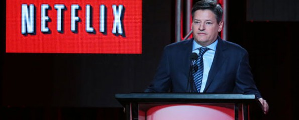 Ted Sarandos at Cannes 2015, Top 10 Films News