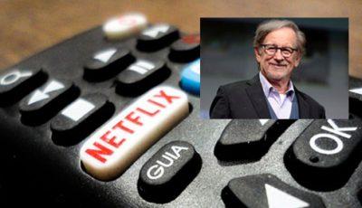 Steven Spielberg v Netflix