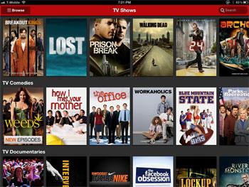 Top Filme Netflix